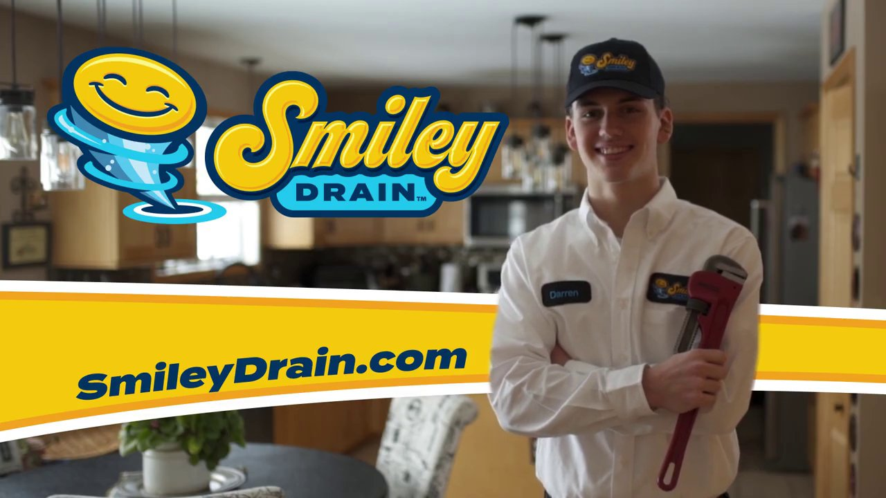 Smiley Drain Residential and Commercial Drain Service