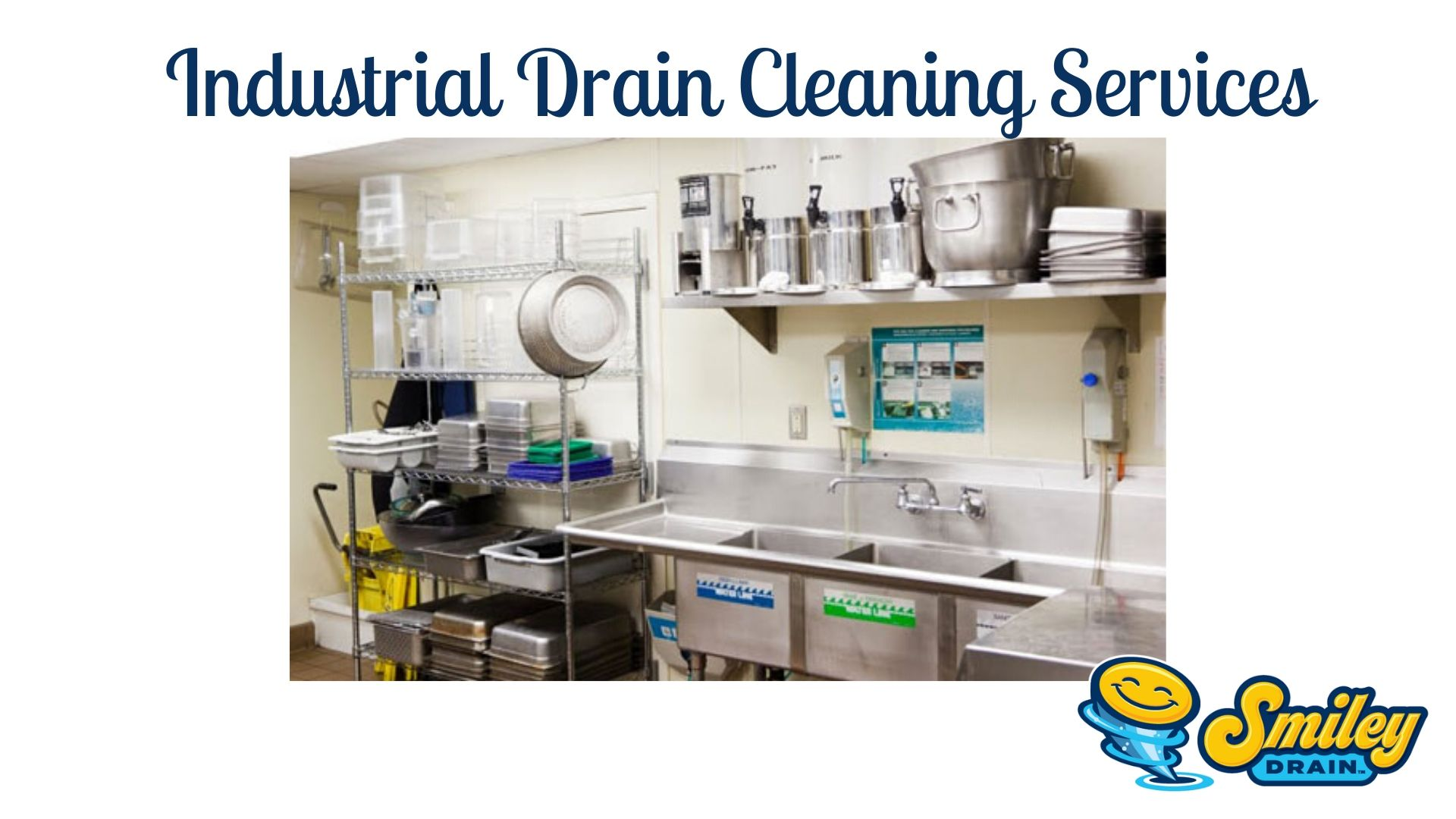 Commercial Drain Cleaning in Essex County New Jersey