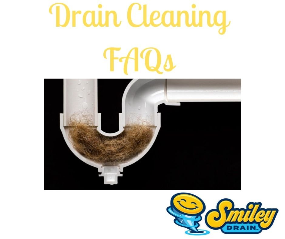 Drain Cleaning Common Questions and FAQs