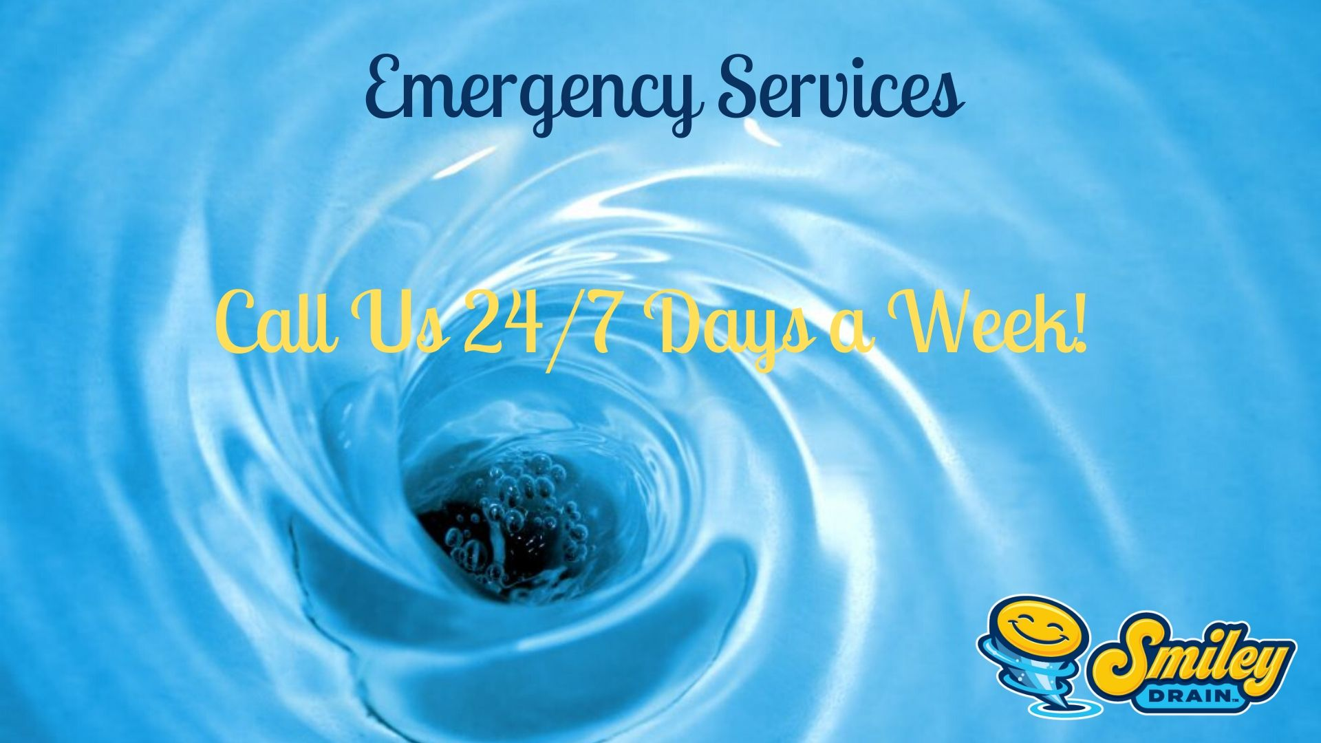 Emergency Plumbing and Drain cleaning