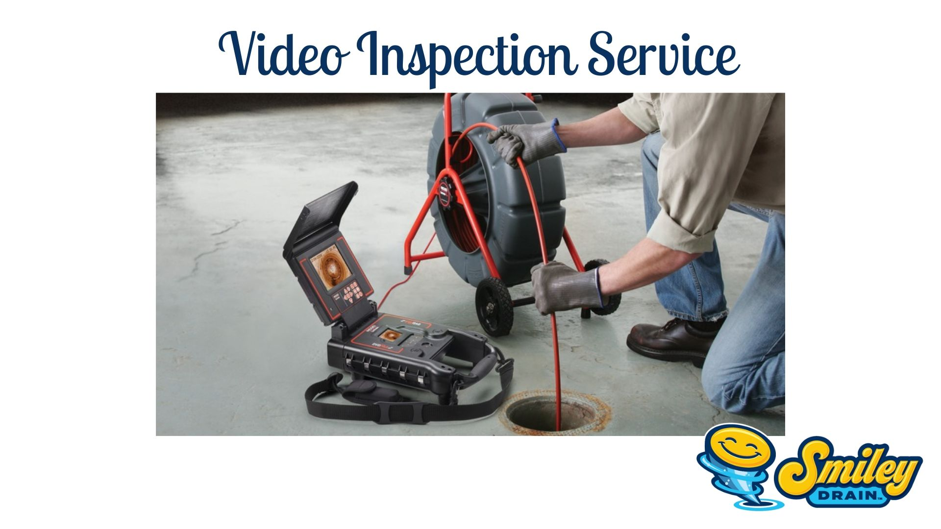 Plumbing video inspections