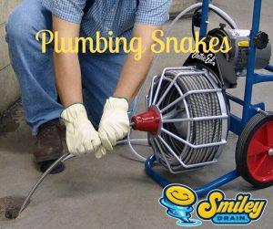Plumbing Snakes
