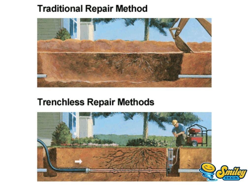 Drain Repair New Jersey