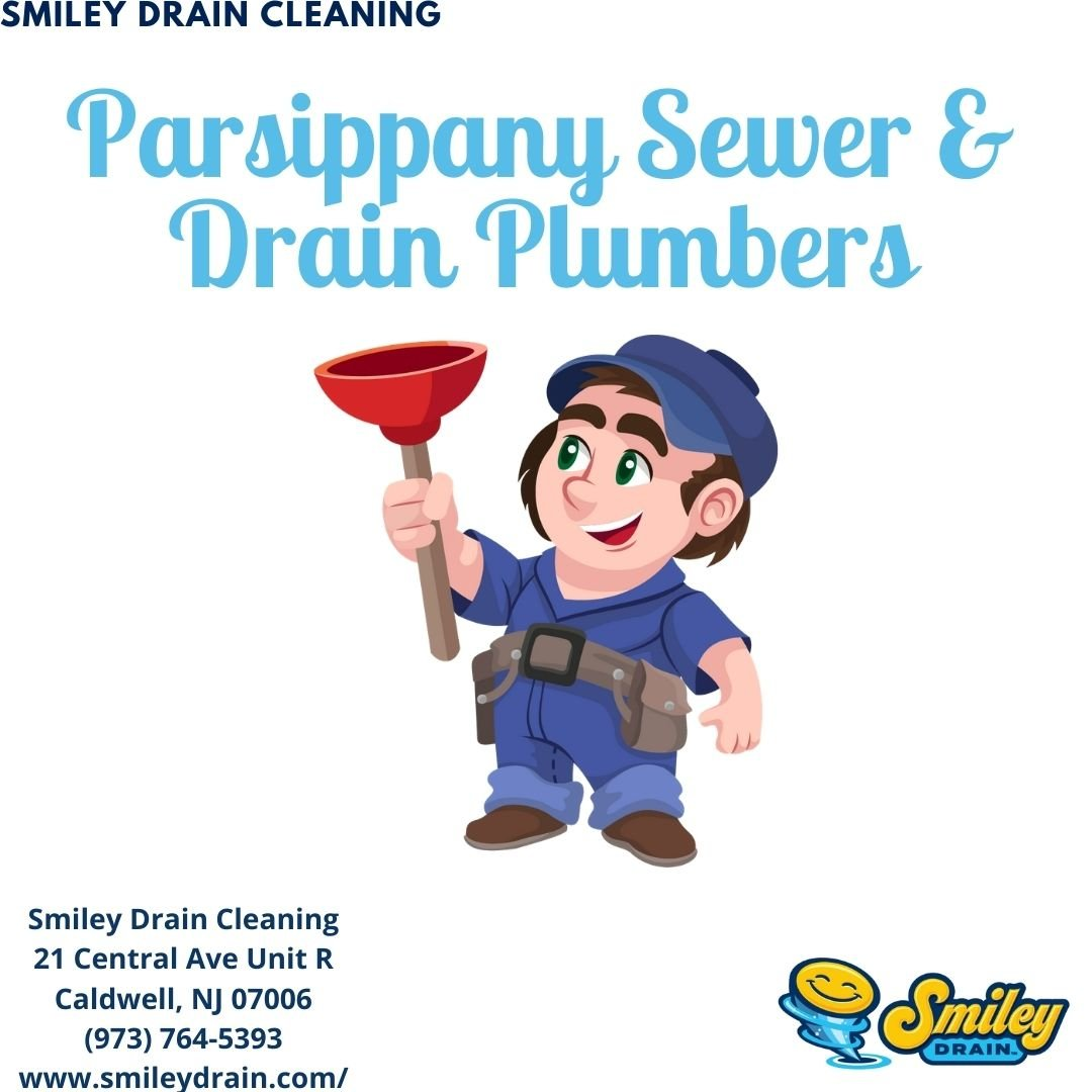 Parsippany plumbers and drain cleaning professionals