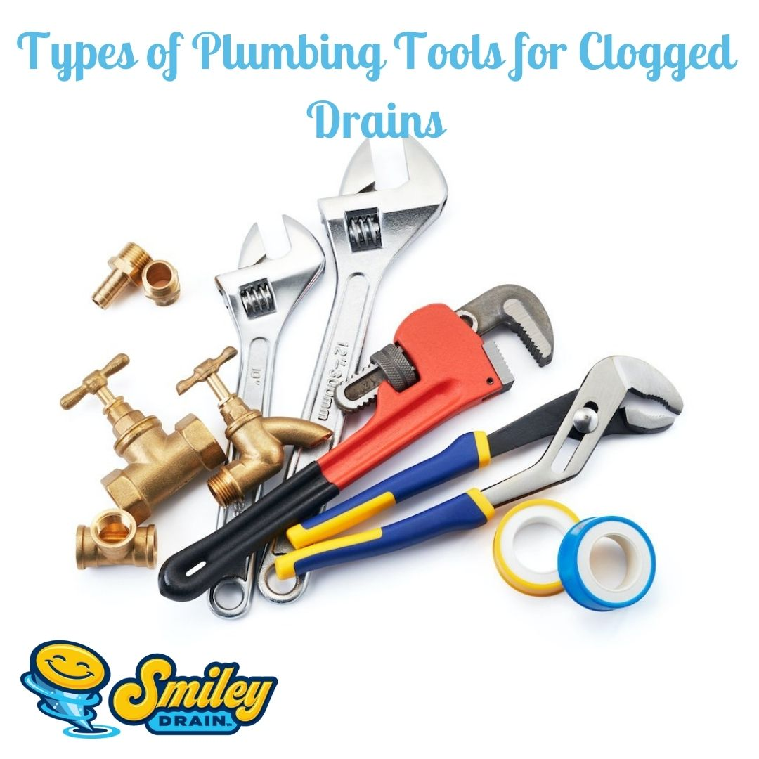 Plumber Tools for rooter and drain clogs