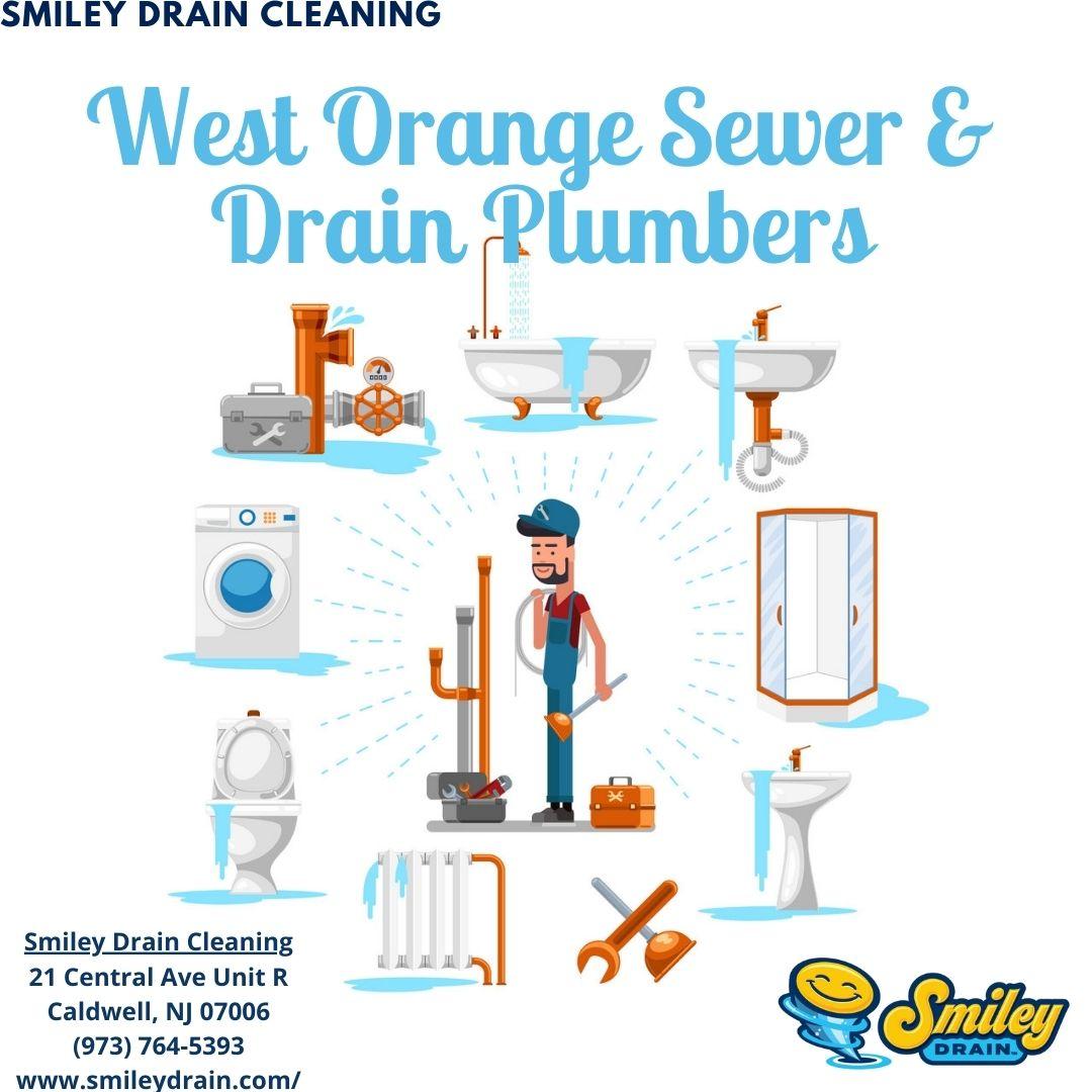 West Orange Drain Cleaning & Plumbing