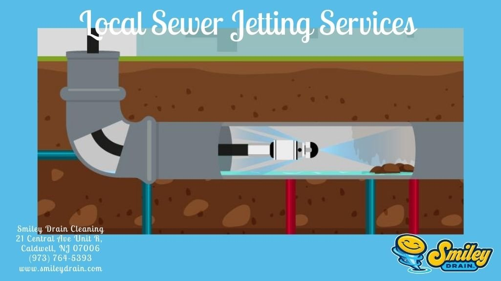 hydro jetting services in NJ