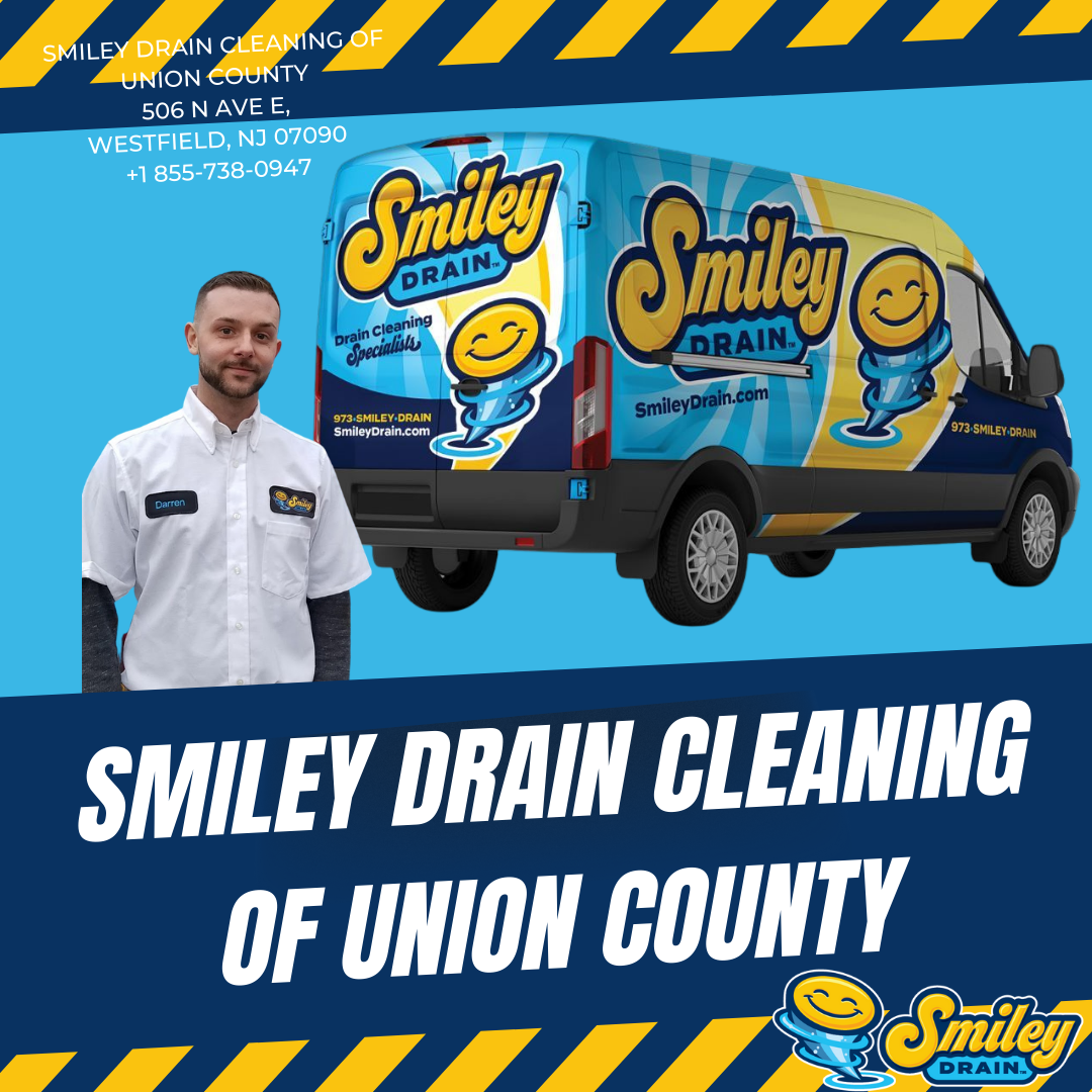 Drain Cleaning Services in Union County, New Jersey