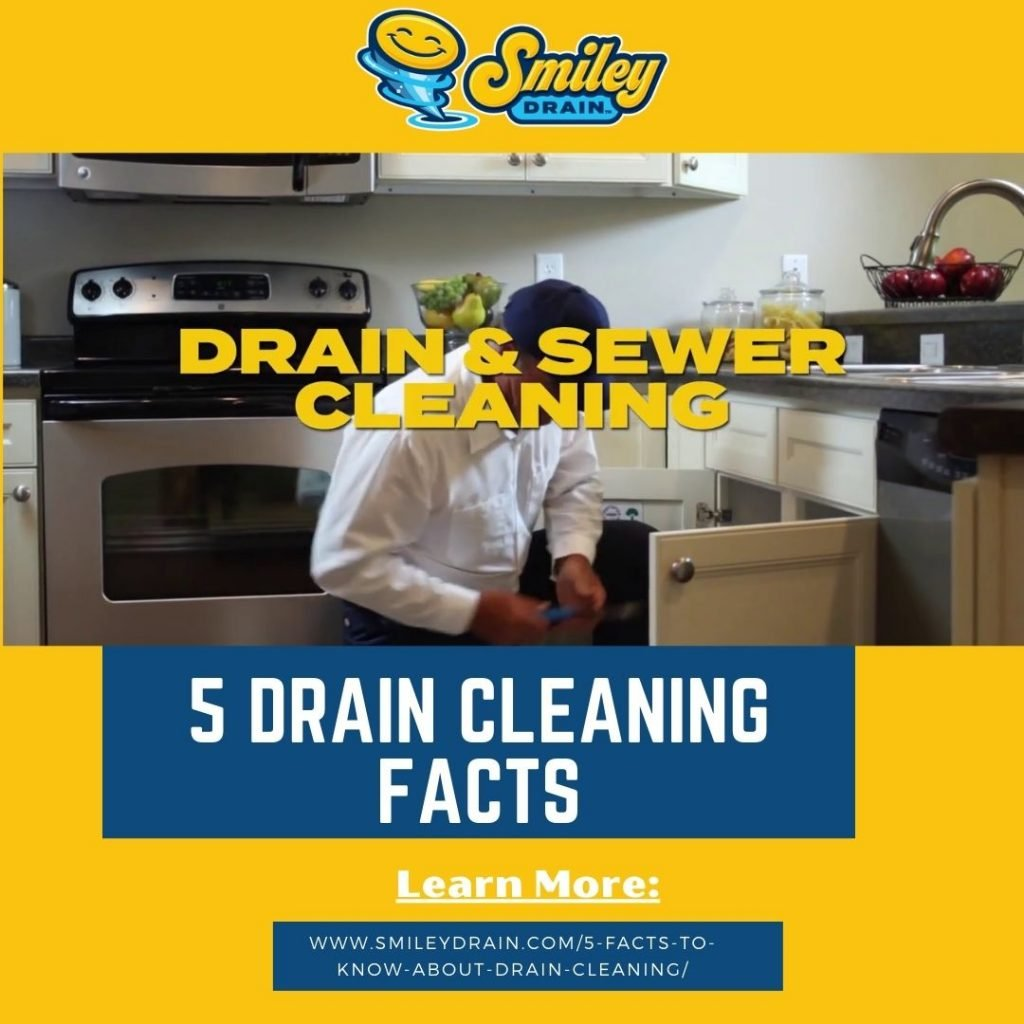 5 Facts to Know About Drain Cleaning Smiley Drain Cleaning drain cleaning