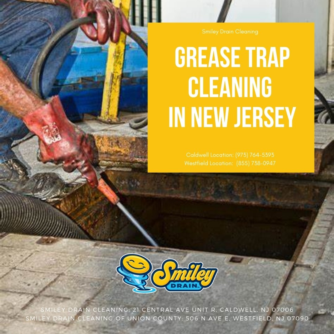 NJ grease trap cleaning services